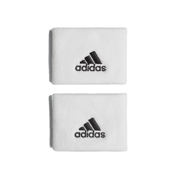 Adidas Tennis Wristband Small White