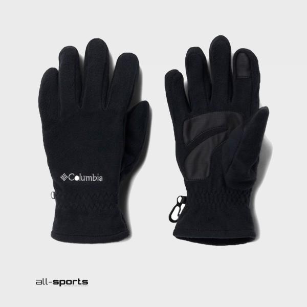 Columbia Thermarator Polar Eldiven Gloves Black