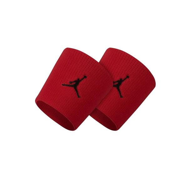 Jordan Jumpman Wristbands Red