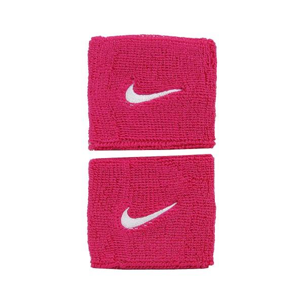 Nike Swoosh Tennis Wristband Pink