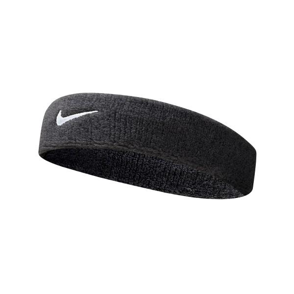 Nike Swoosh Tennis Headband Black