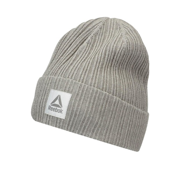 Reebok Active Foundation Logo Beanie Grey