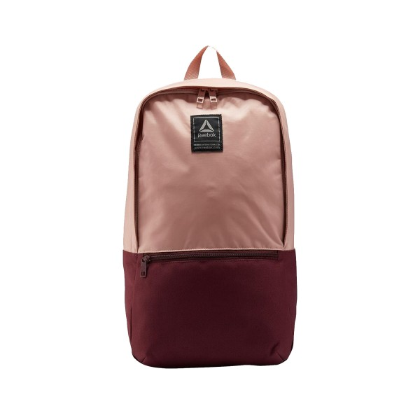 Reebok Style Foundation Backpack Burgundy - Pink