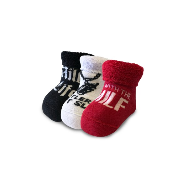 Bee Unusual Baby Hustler 3PK Red - Black - Green