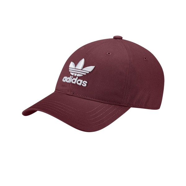 Adidas Originals Trefoil Cap Burgundy