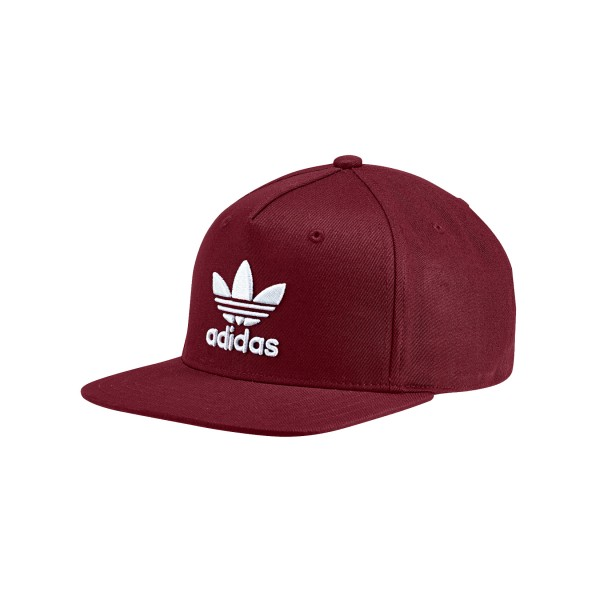 Adidas Originals Trefoil Snapback Burgundy