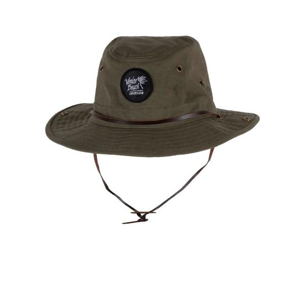 Emerson Safari Hat Olive