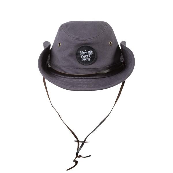 Emerson Venice Beach Safari Hat Carbon