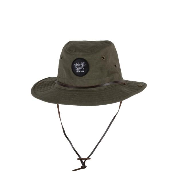 Emerson Venice Beach Safari Hat Olive