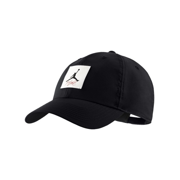 Jordan H86 Legacy Flight Cap Black