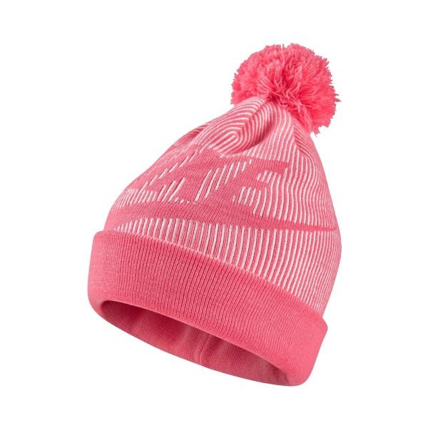 Nike Sportswear Logo Beanie Pink