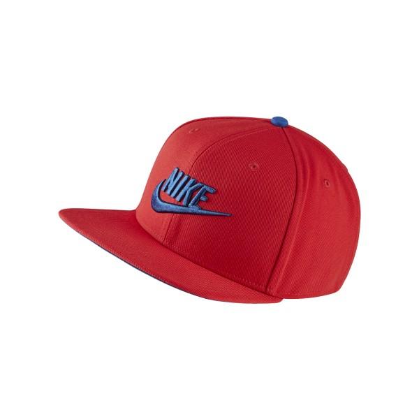 Nike Sportswear Pro Cap Futura Red