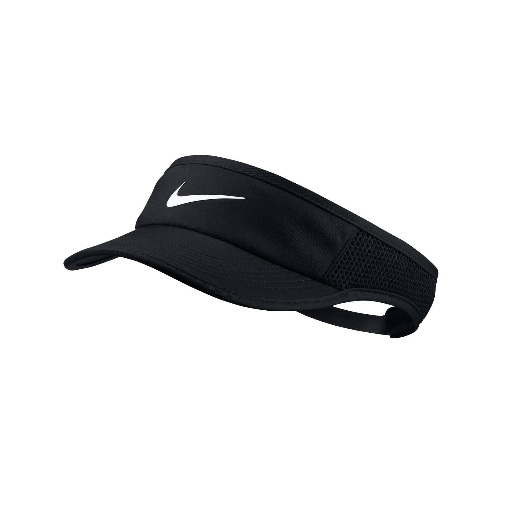 Nike Court Aerobill Visor Black