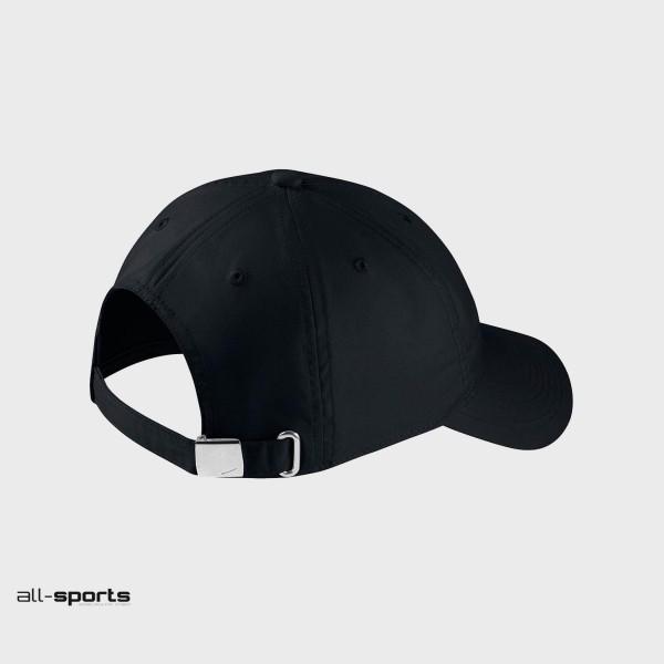 Nike Heritage 86 Youth Cap Black
