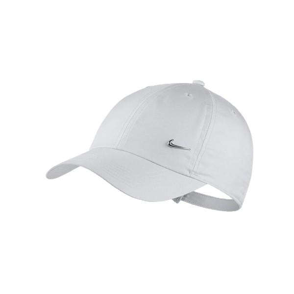 Nike Heritage 86 Youth Cap White