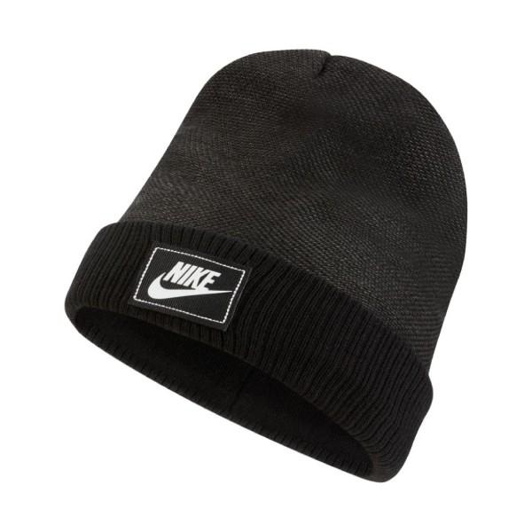 Nike Sportswear Cuffed Beanie Black