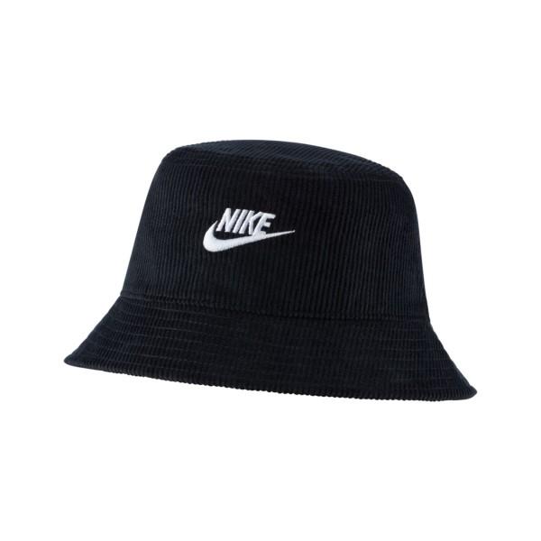 Nike Sportswear Corduroy Bucket Cap Black