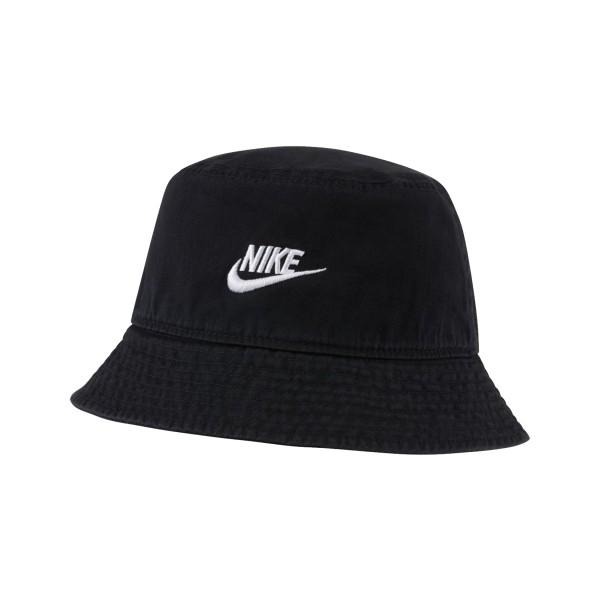 Nike Sportswear Swoosh Bucket Cap Black