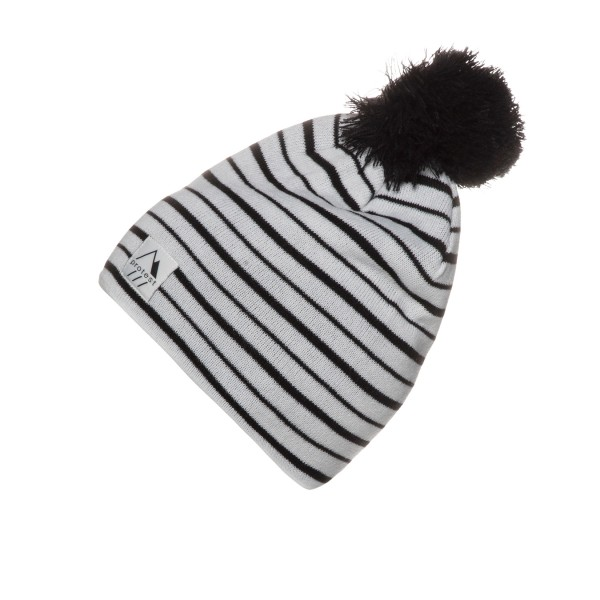 Protest Nona Beanie Grey - Black