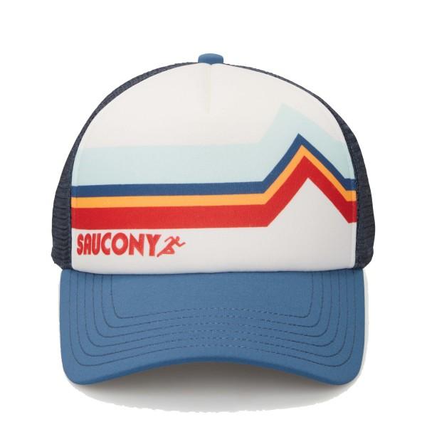 Saucony Foamie Trucker Hat White