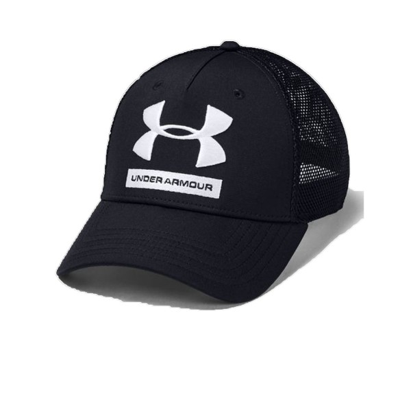 Under Armour Training Trucker Hat Black