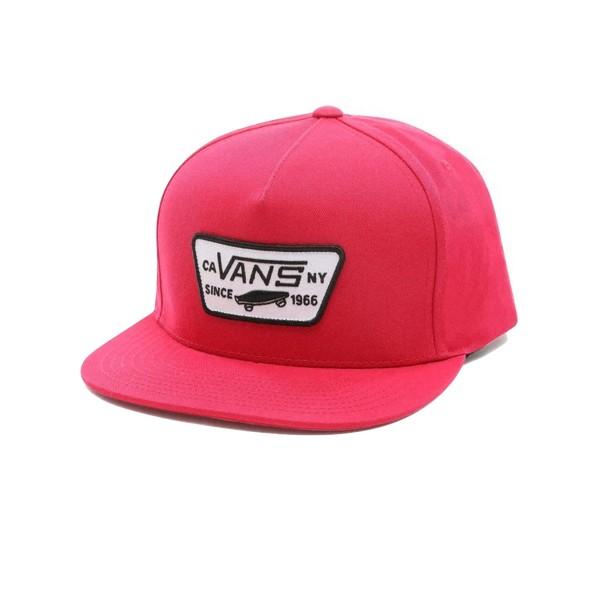 Unisex Cap Vans Block Snapback Pink
