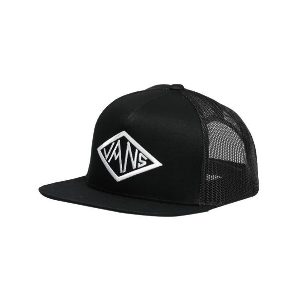 Vans Classic Dark Diamond Trucker Cap Black