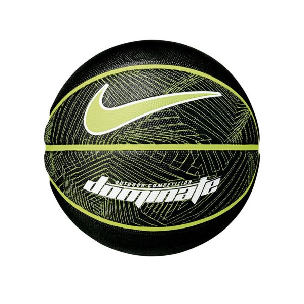 Nike Dominate 8P 7 Black - Neon