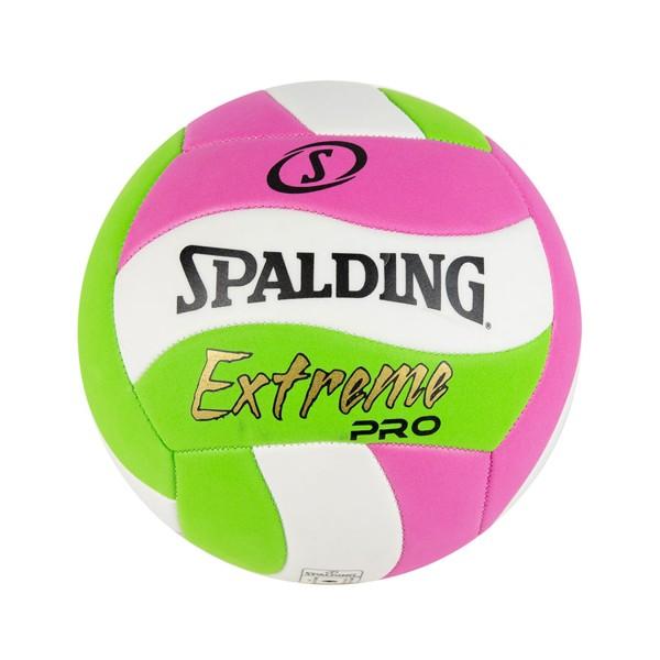 Spalding Extreme Pro Wave Green - Purple