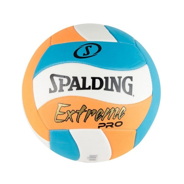 Spalding Extreme Pro Wave Blue - Orange