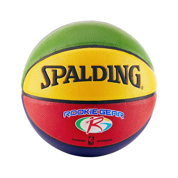 Spalding NBA Rookie Gear Multicolor 5