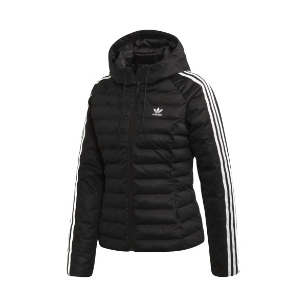 Adidas Originals Monogram Jacket W Black