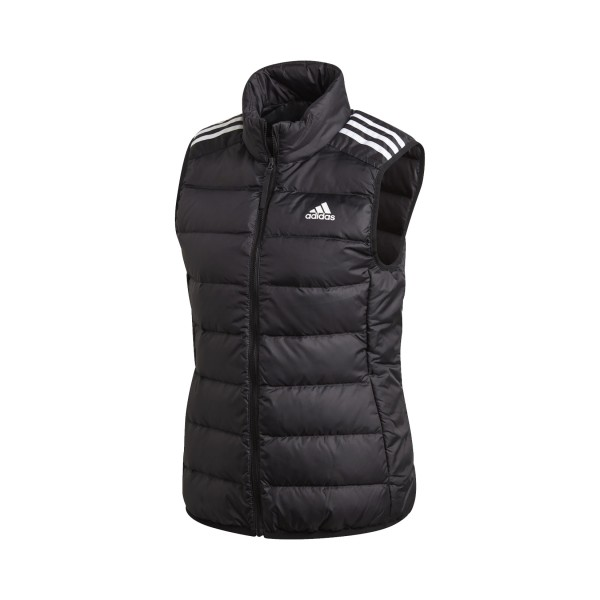 Adidas Essentials Down Γυναικειο Αμανικο Μαυρο