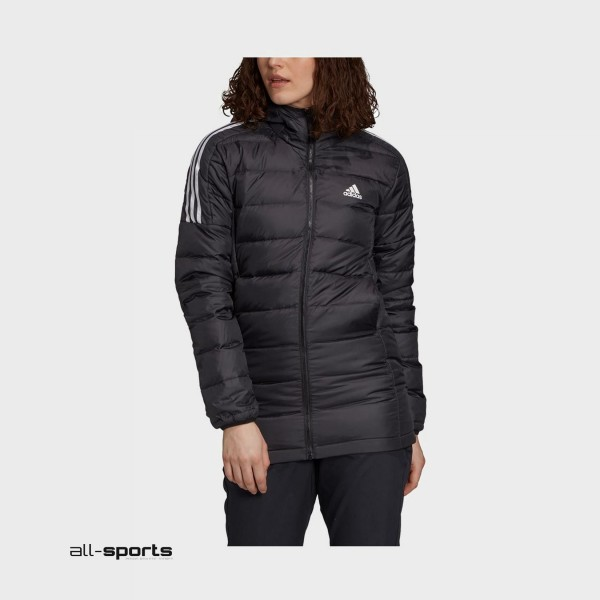 Adidas Essentials Down Parka Jacket Black