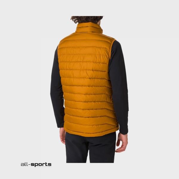 Columbia Powder Vest Burnished Amber
