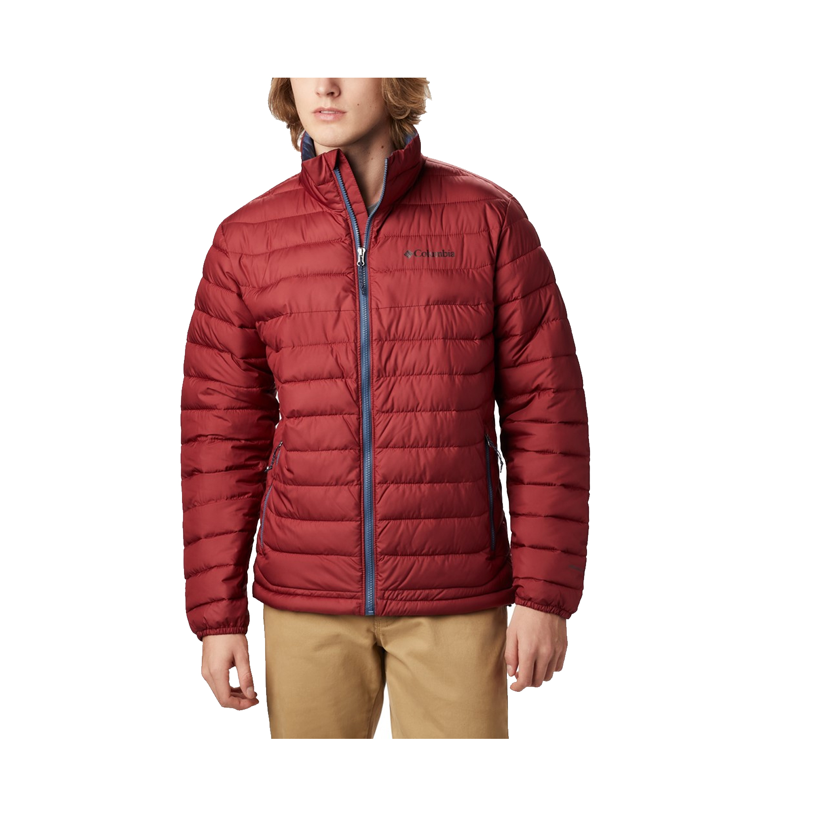 Columbia Powder Lite Red Jasper