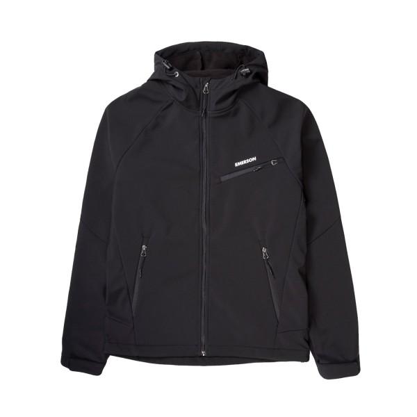 Emerson Soft Shell Jacket Eco Friendly Black
