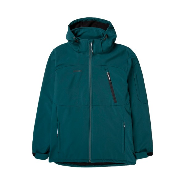 Emerson Soft Shell Jacket Forest