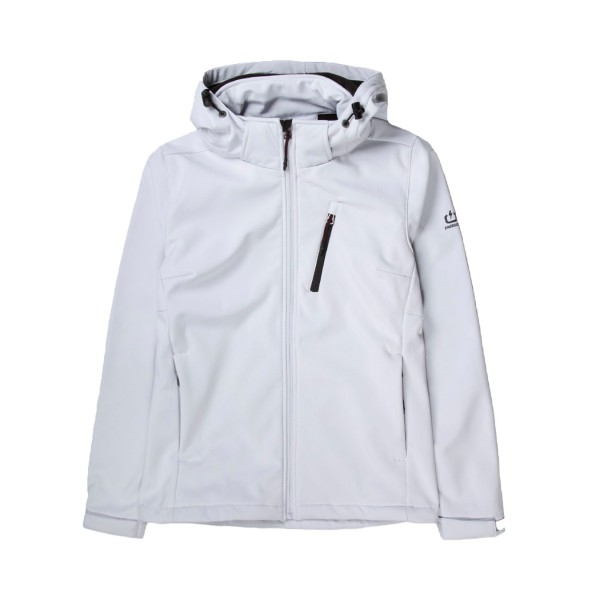 Emerson Soft Shell Jacket W White