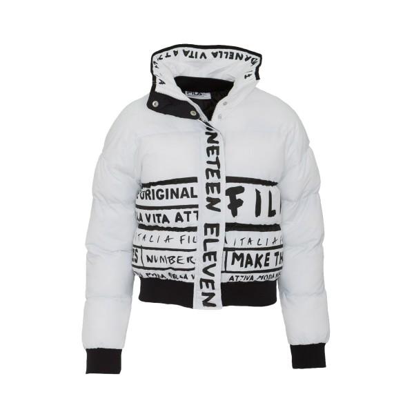 Fila Doro W Puffer Jacket White