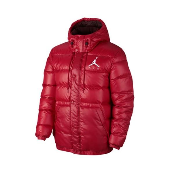 Jordan Jumpman Puffer Red