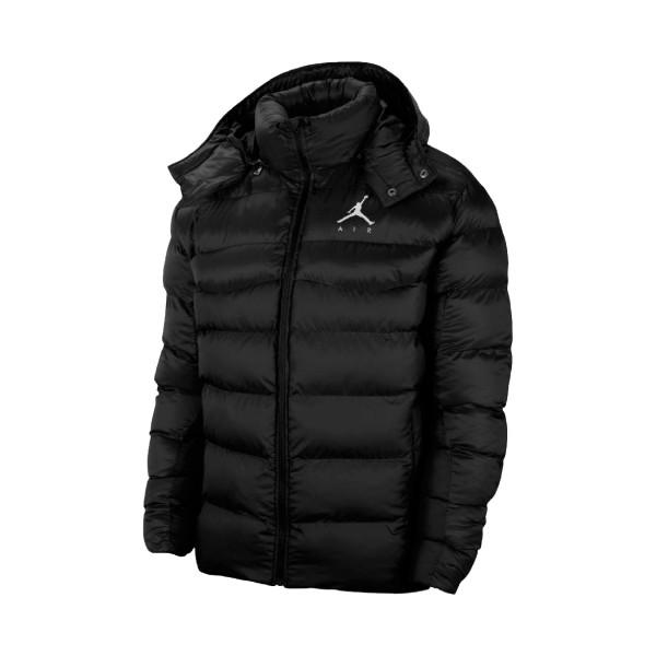 Jordan Jumpman Air Puffer Jacket Black
