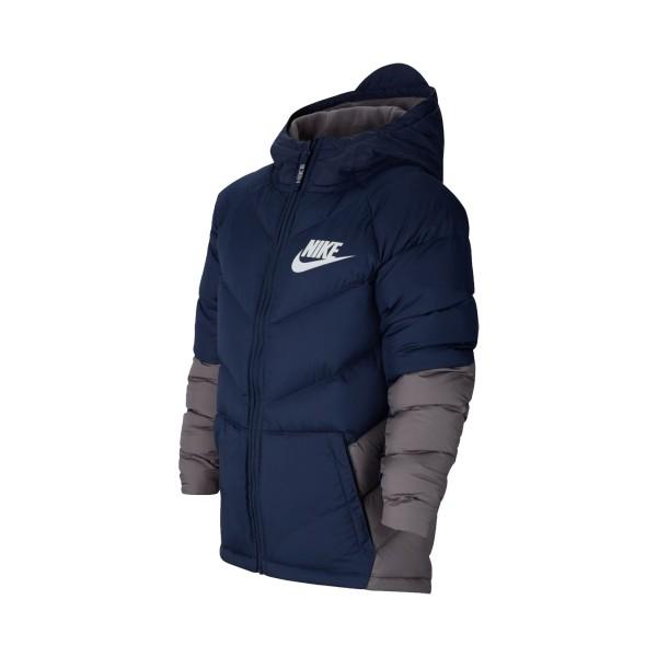 Nike Sportswear Parka Grey - Blue