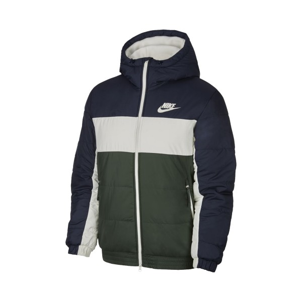 Nike Sportswear Windrunner Synthetic-Fill Blue - White - Green