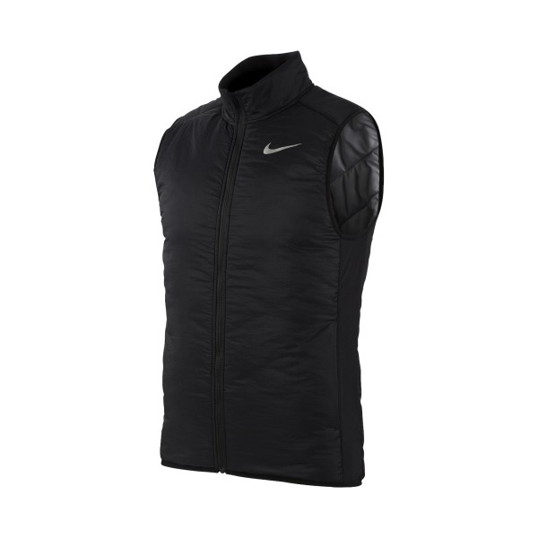 Nike AeroLayer Running Vest Black