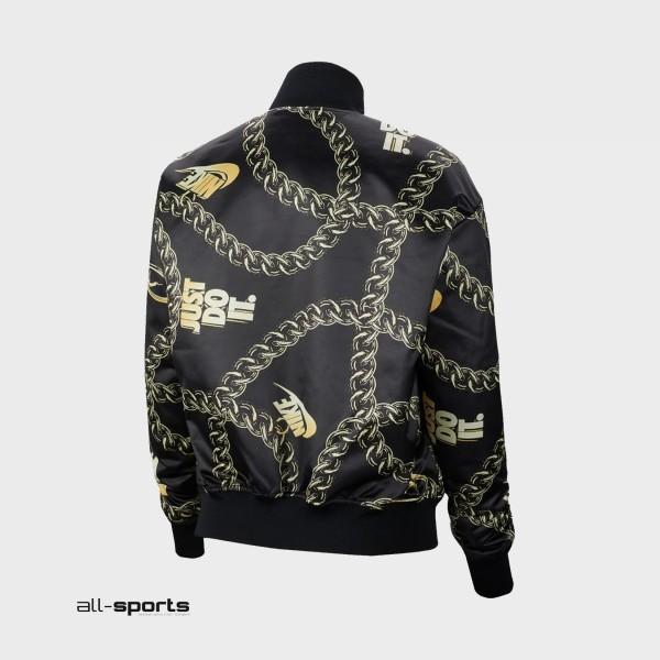 Nike Sportswear Synthetic-Fill Icon Clash Black