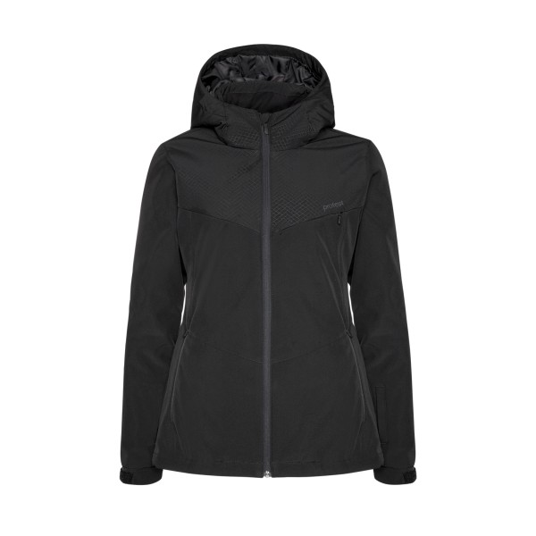Protest Luna Snowjacket Black