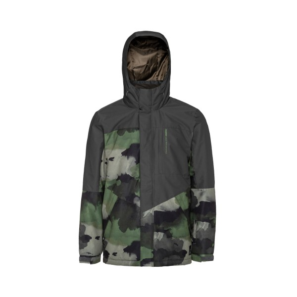 Protest Gutter Snowjacket Amazon Green