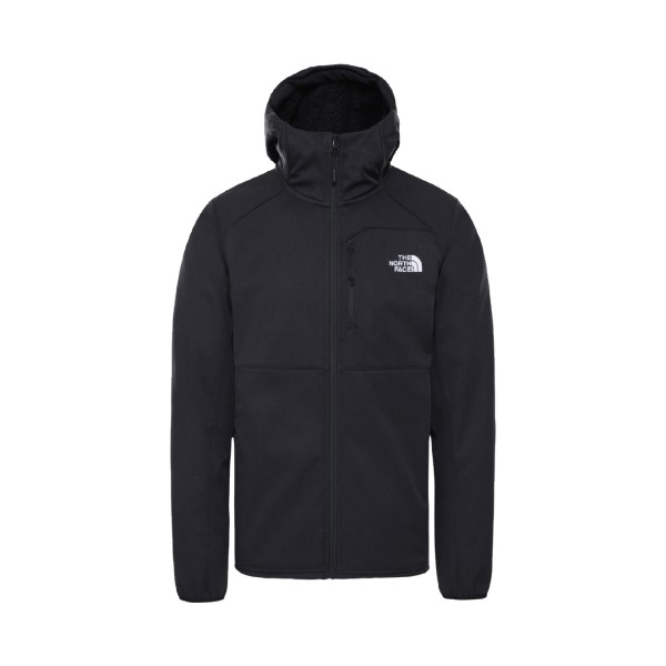 The North Face Quest Softshell Black