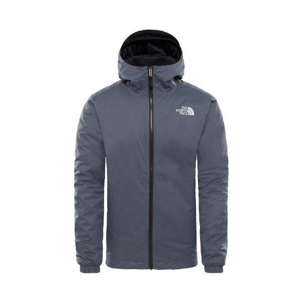The North Face Quest Insulated Jacket Grey - Blue